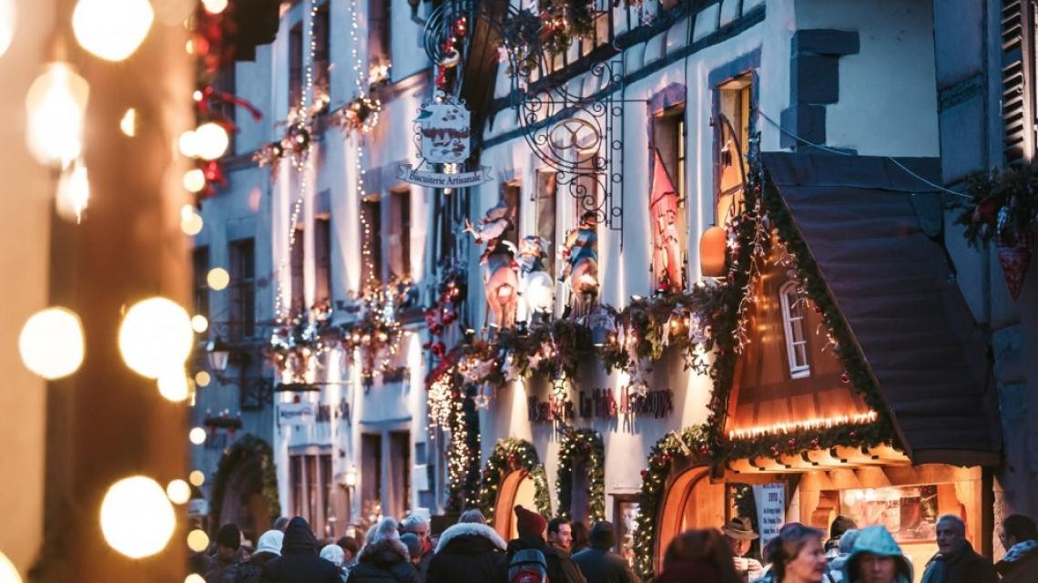 7 страхотни коледни базара в Европа