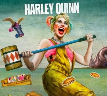 Марго Роби се завръща като Харли Куин