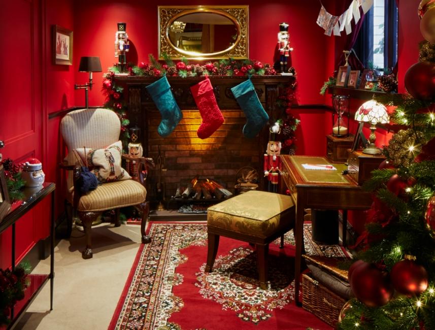 Дядо Коледа ни очаква в Лондон!