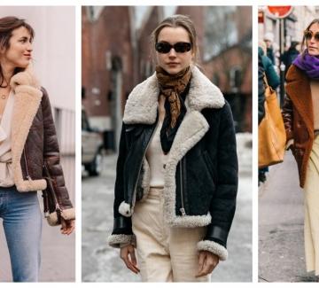 38 стайлинг идеи с най-топлото зимно яке