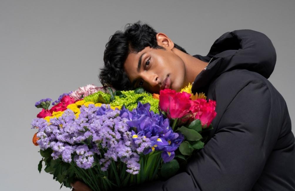 Находка на деня: яке с пълнеж от изсушени полски цветя