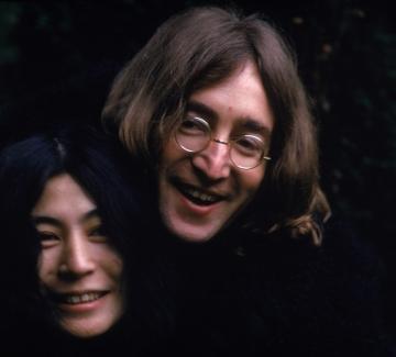 Джон Ленън и Йоко Оно: всичко е любов