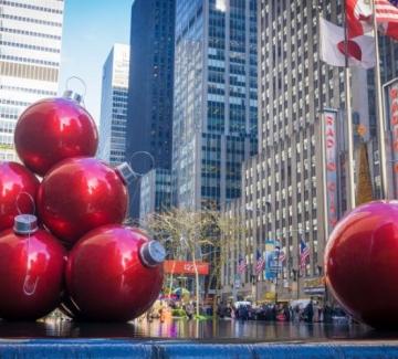 Коледа в Ню Йорк: 9 места, на които ще усетите магията й