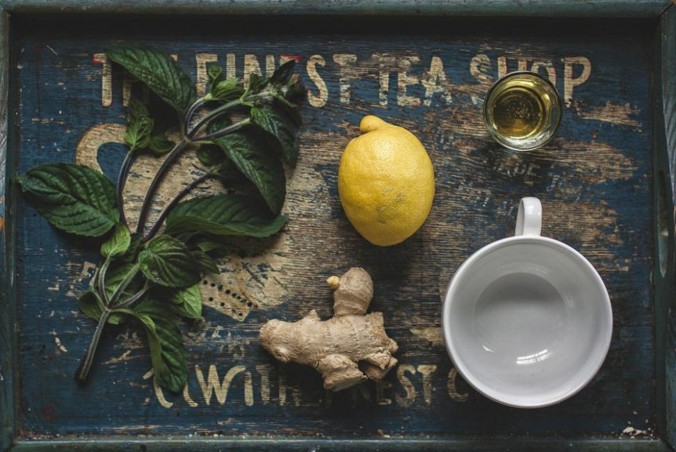 Джинджифилът като алтернатива на кафето
