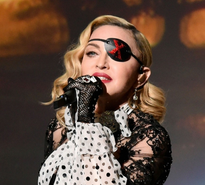 Кое е новото гадже на Мадона?