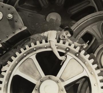 200 предмета, свързани с Чаплин, заживяват в Нант
