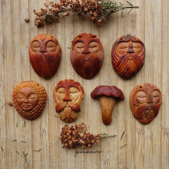 Не хвърляйте костилките от авокадо, превърнете ги в изкуство!