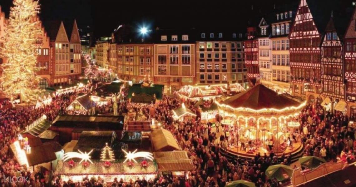 Коледа в Мюнхен: 7 места, които не трябва да пропускате
