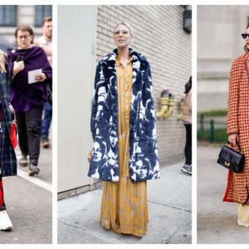 21 стайлинг идеи как да носим макси рокля през зимата