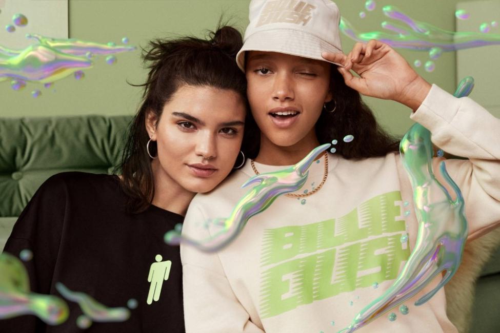 H&M със специална колекция за феновете на Били Айлиш