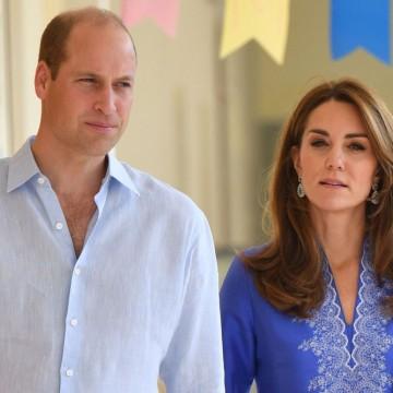 Съобщението на Кейт Мидълтън и принц Уилям, което всички очакваха