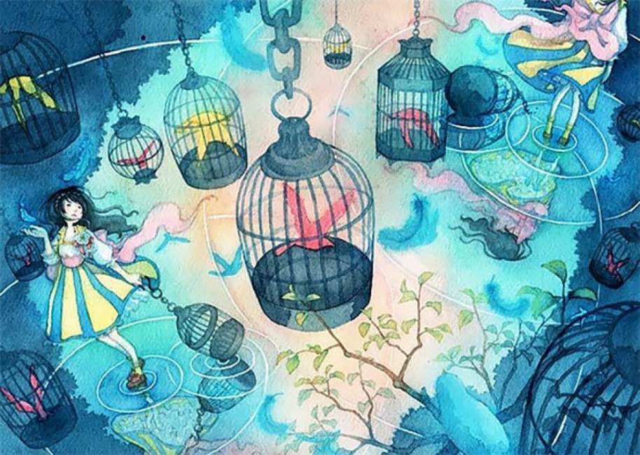 Когато Алиса се озове в Япония – една истинска Страна на чудесата