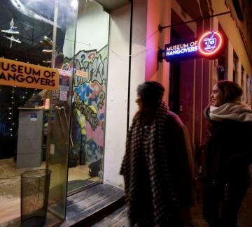 В Загреб откриха Музей на махмурлука