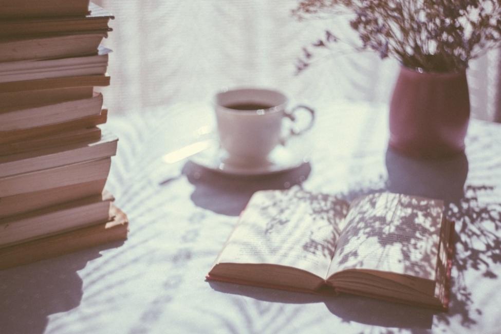 4 книги за романтичен неделен следобед