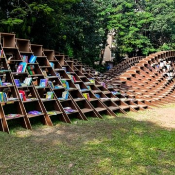 Невероятната индийска библиотека на открито