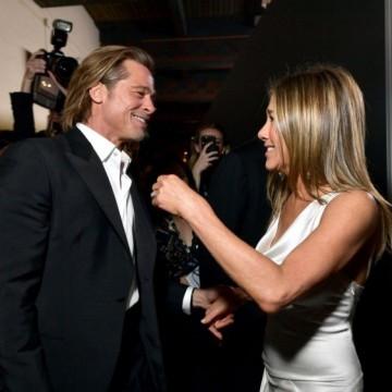 Какво се случи между Дженифър Анистън и Брад Пит на наградите на Американската гилдия на филмовите актьори?