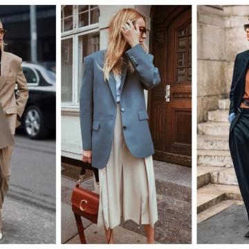 23 стайлинг идеи как да носим класическо сако, без да изглежда скучно