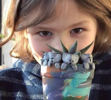 Как едно малко момченце помага на австралийските животни