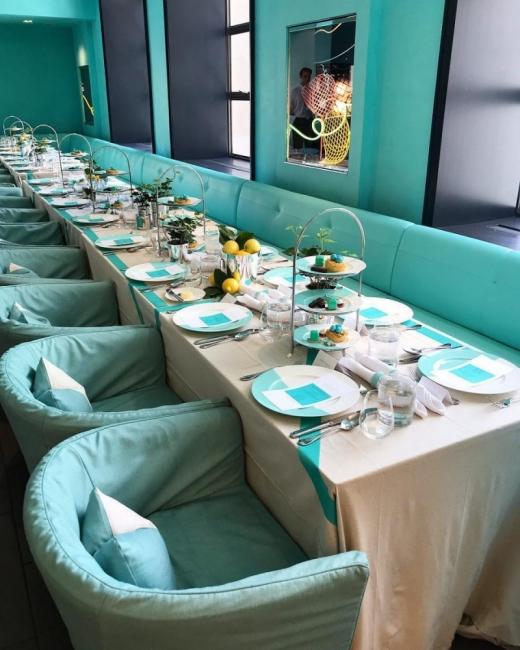 Да закусим в Tiffany & Co.