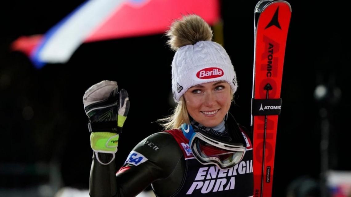 10 от най-добрите скиорки в света