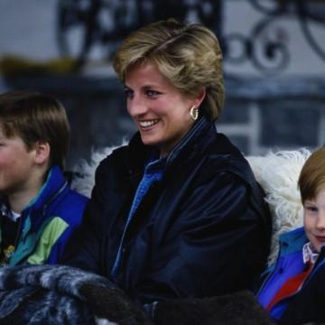 Показаха неизвестно досега писмо от принцеса Даяна