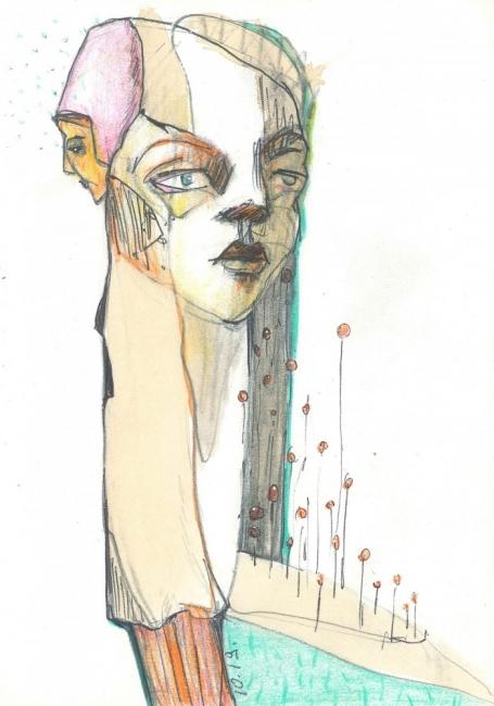 """""""Интимно в рисунки"""": една много лична изложба"""