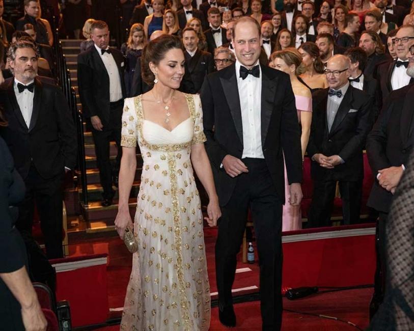 Наградите БАФТА: стари рокли с нов блясък и невероятен Брад Пит!