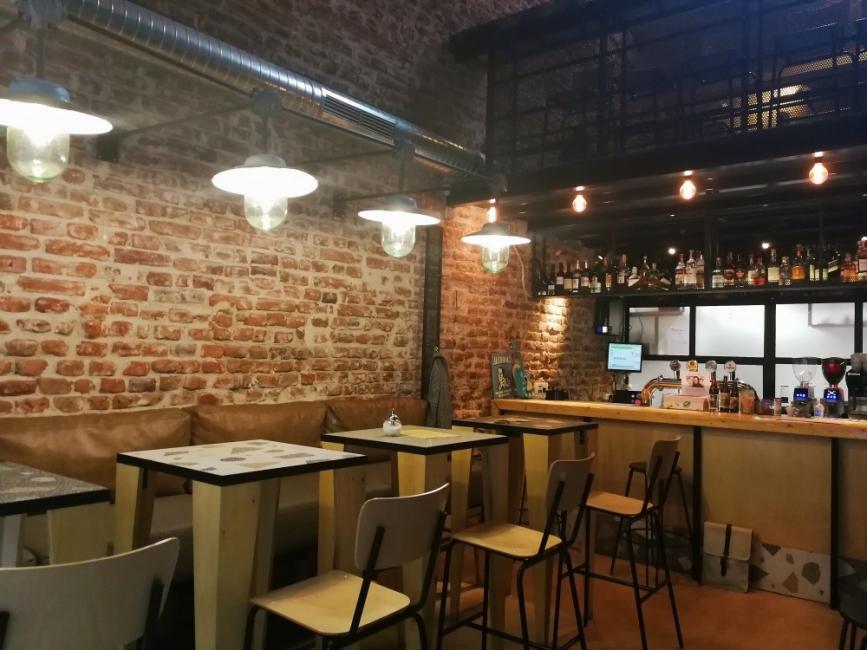 Новият стар бар на Оборище 61