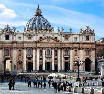 Ватикана показва колекцията си от графики