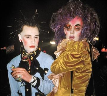 Как в нощните клубове на Лондон се ражда съвременната мода