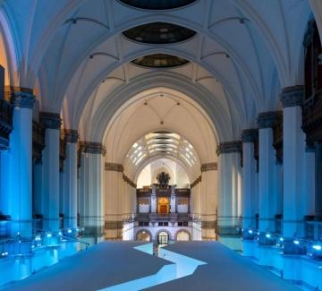 Уникална арктическа изложба в Стокхолм поставя глобални въпроси