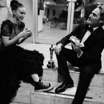 Руни Мара и Хоакин Финикс: Красавицата и звярът