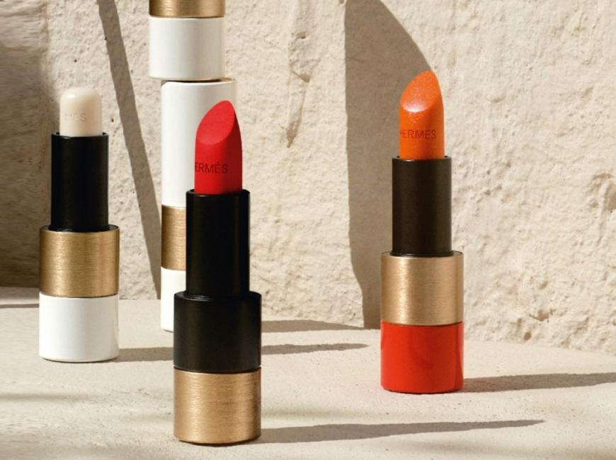 Легендата в модата Hermès - с революционна линия червила
