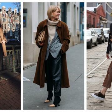 21 стайлинг идеи как можем да носим пуловер под блейзър в по-студените дни