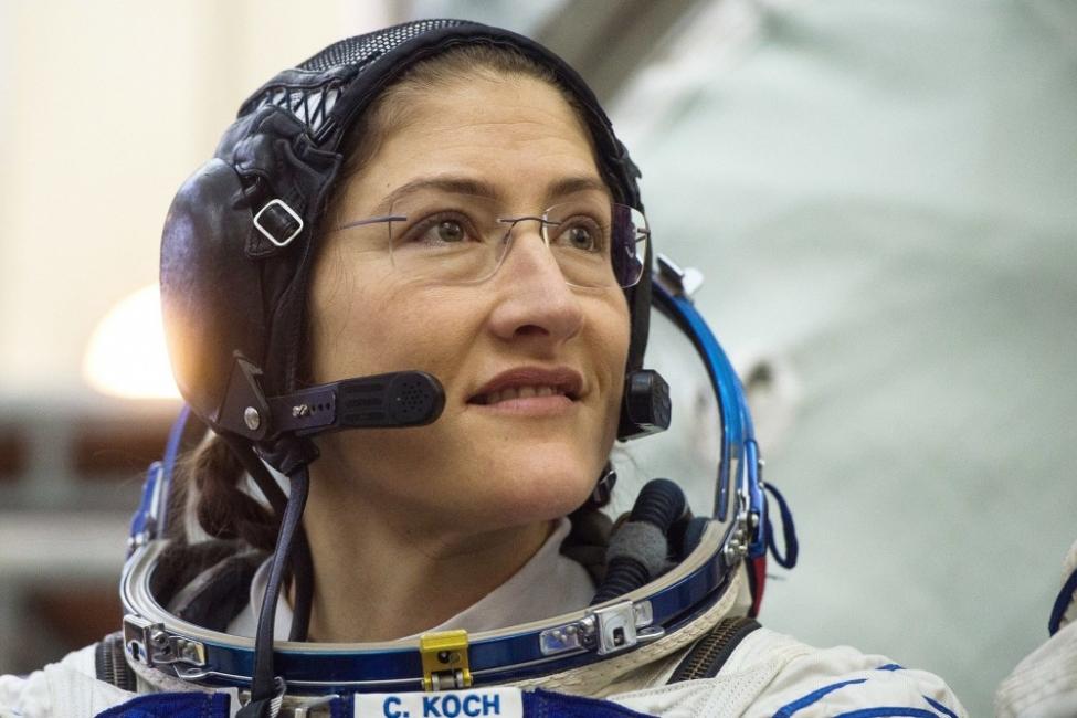 Нов космически рекорд за жените!