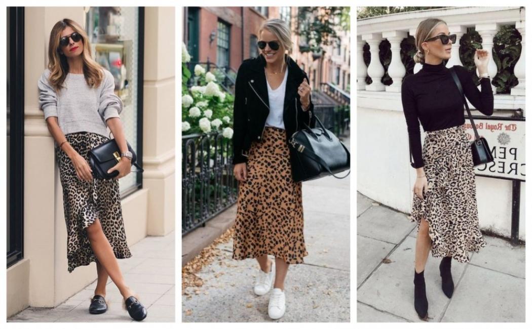 19 стайлинг идеи как да носим пола в леопардов принт