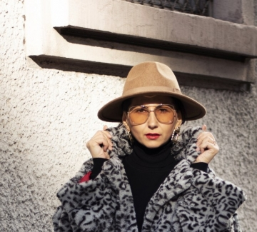 Находка на деня: леопардово палто от Plámenna Fashion Boutique