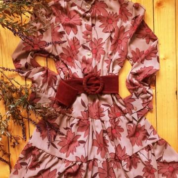 Находка на деня: красива рокля на цветя от Plámenna Fashion Boutique