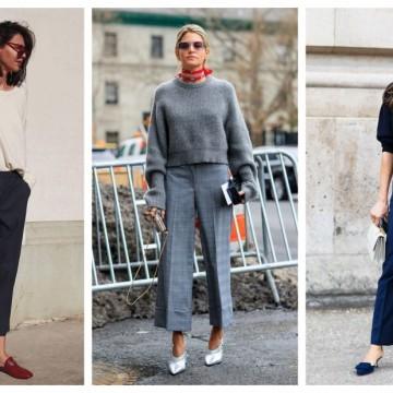 27 стайлинг идеи как да носим класически панталон, без да изглежда скучно