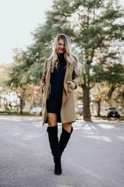 27 стайлинг идеи как да носим рокля с поло яка