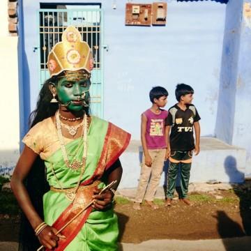 Изчезващите традиции на Индия