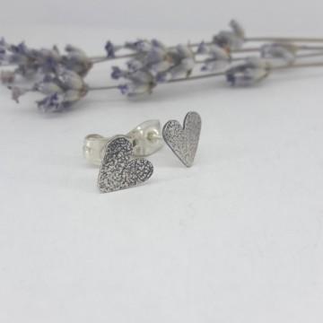 Нежни сребърни бижута, създадени с много любов и щипка магия