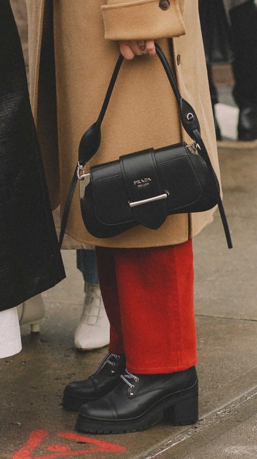 3 чанти на Prada, които бихме носили тази пролет