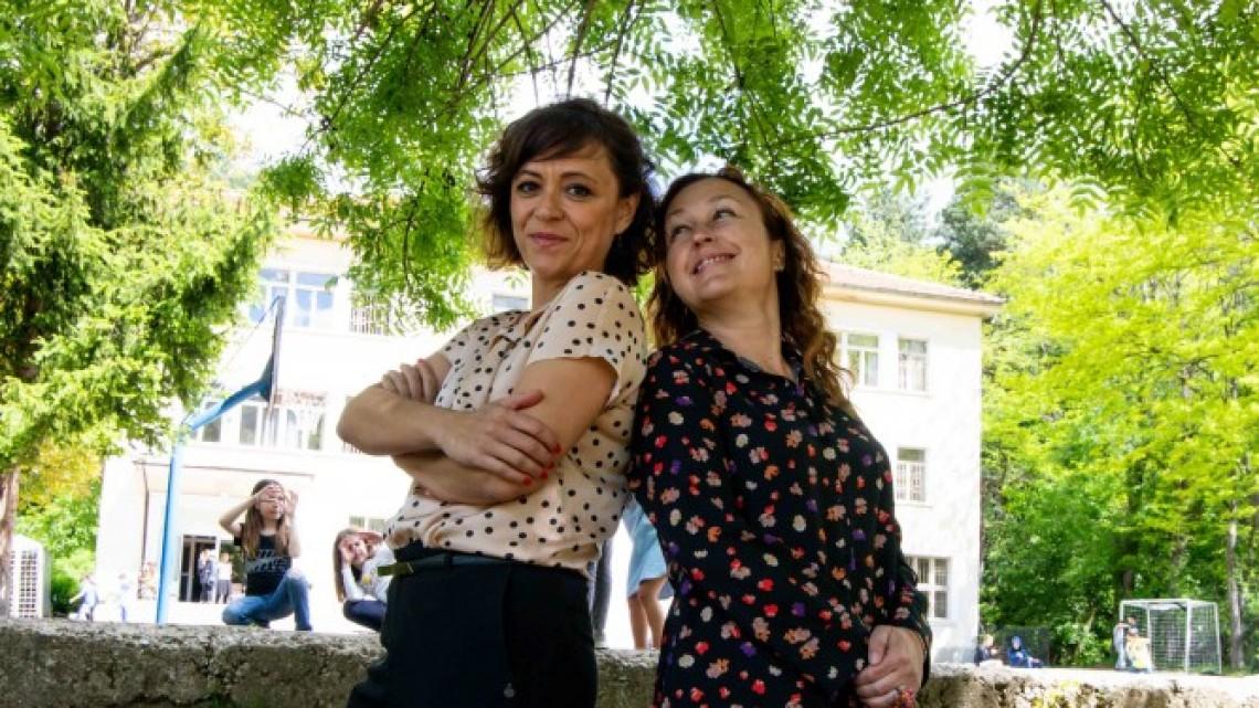 """Юлия Пчеларова и Зарина Филева: """"Много по-важни от академичните успехи са човешките!"""""""