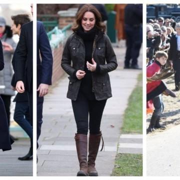 15 начина, по които Кейт Мидълтън носи ботуши през пролетта