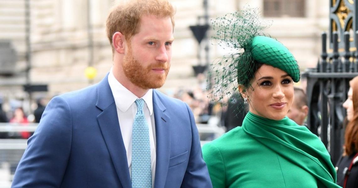 Принц Хари, Меган Маркъл и една зелена рокля