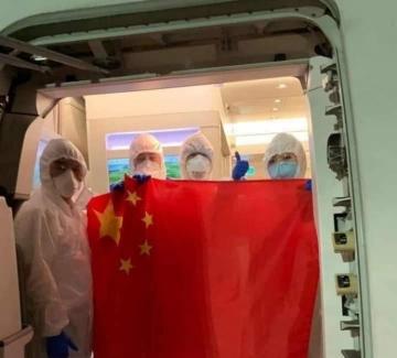 Китай подава ръка на Италия в борбата с вируса