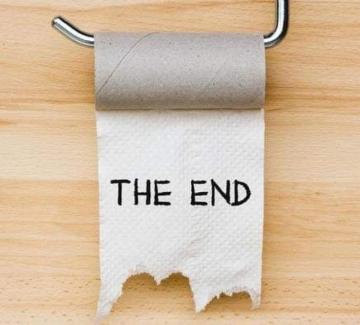 Какво да правим с тоалетната хартия, която ни остане?