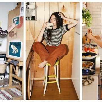 24 стайлинг идеи за уикенд вкъщи