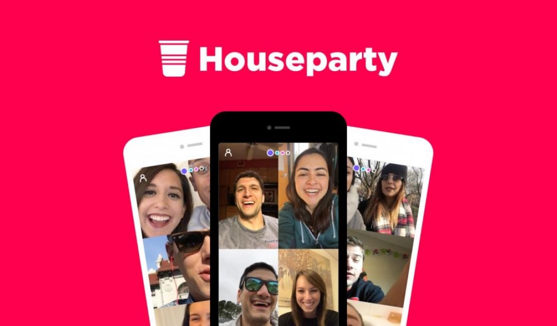 Запознайте се с различни хора по света с HouseParty